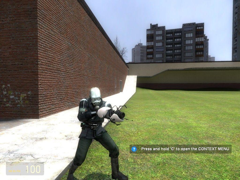 Скачать Мод Для Garry S Mod Portal Gun - фото 6